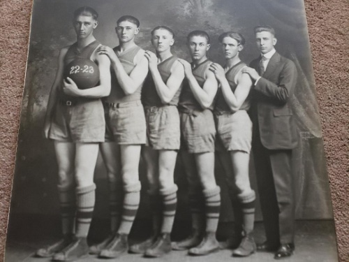 Stockland HS 1922 23