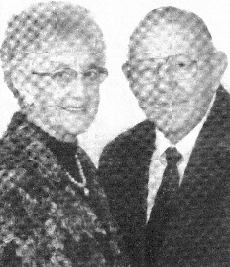Dick and Lucille Auten