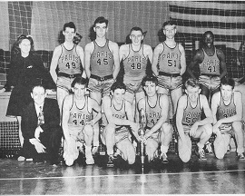 1942 Paris HS Boys