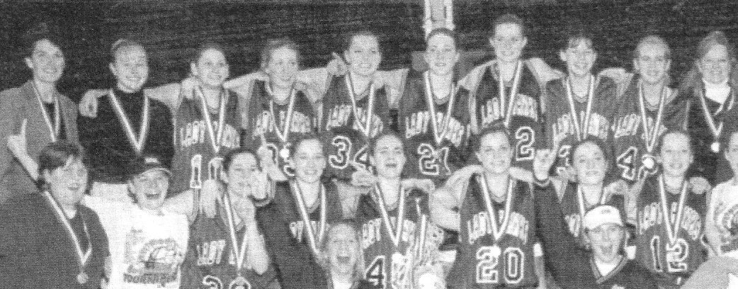 2001 Carrollton Girls