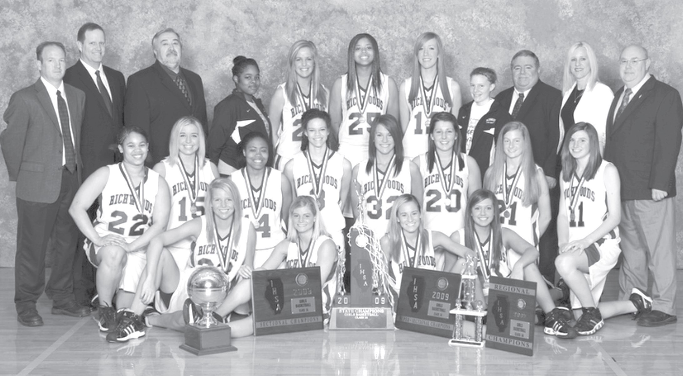 2009 Richwoods Girls