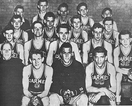 Chicago Mt Carmel HS 1944