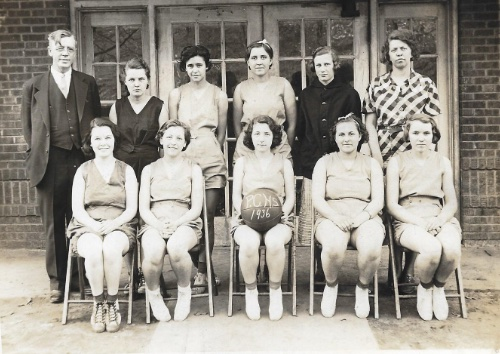 Pearl City H.S. Girls 1936