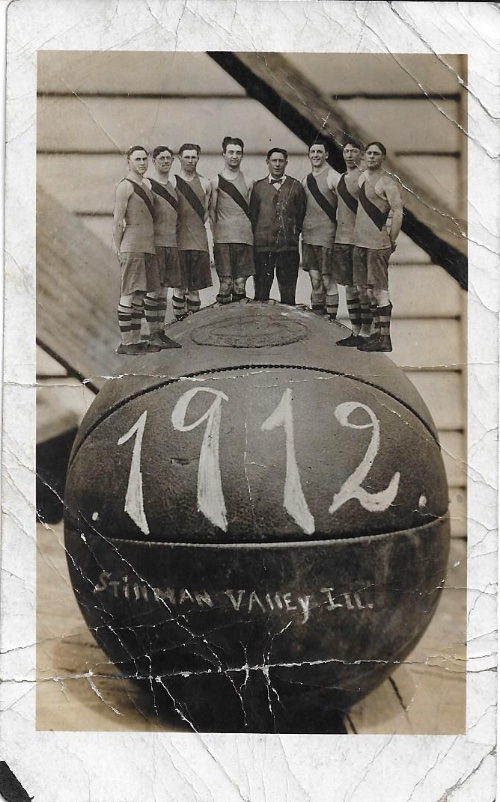 Stillman Valley High School 1912