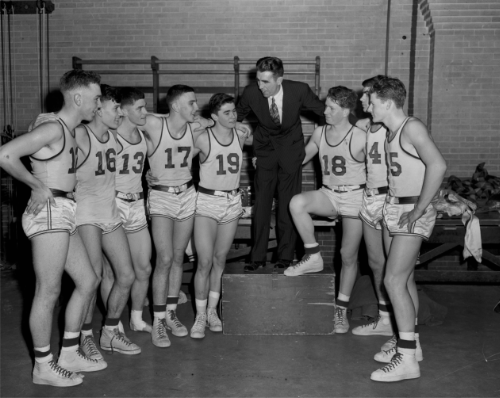 mclean county basketball tournament 1950